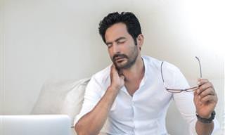 המדריך לכאבי צוואר: 6 מתיחות לשיכוך ומניעת המטרד