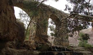 טיול מצולם בעקבות גשרים היסטוריים בארץ ישראל