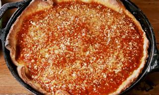 מתכון לפשטידת פיצה מפתיעה ונהדרת!