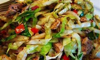 5 מנות נפלאות שכוללות ירק טעים ובריא במיוחד – הכרוב!