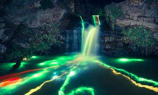 מפלי האור - תמונות מרהיבות ביופיין!
