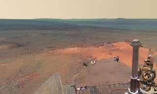 צאו לטיול על מאדים