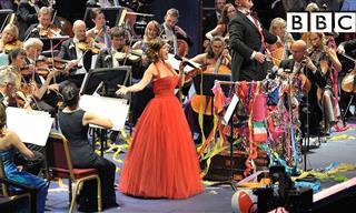 """האזינו למחרוזת סימפונית מענגת של כל שירי הסרט """"מרי פופינס"""""""