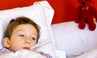 מתי חום של ילד צריך להדליק נורה אדומה?