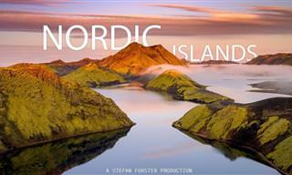 אפילו שראינו את האיים האלה לא מעט, נדהמנו לנוכח הסרטון הזה...