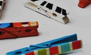 אטב מעוצב - רעיון ממגנט!