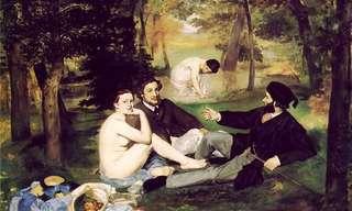 גדולי הציירים האימפרסיוניסטים - איזה יופי !