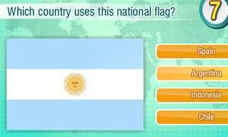 משחק הדגלים - חידון חובק עולם