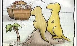 למה הדינוזאורים נכחדו מהעולם