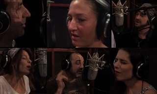 מיטב המפורסמים הישראלים מגישים לכם שיר מיוחד ליום העצמאות!
