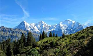 9 אטרקציות מומלצות בקנטון ברן, שווייץ