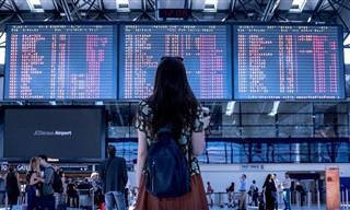 9 טיפים שיעזרו לכם לעבור את הטיסה הבאה שלכם בשלום