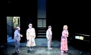 """המחזה """"קרום"""" מאת חנוך לוין"""