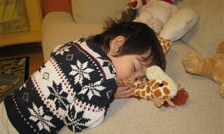 6 בעיות והפרעות שינה נפוצות בקרב ילדים והדרך לטפל בהן