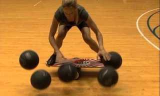 מי אמר שספורט זה לגברים - מדהים!