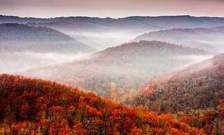 נופיה עוצרי הנשימה של בולגריה