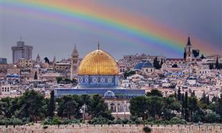 20 תמונות עוצרות נשימה של ירושלים בירתנו כפי שנתפסה בעדשתו של הצלם נועם חן
