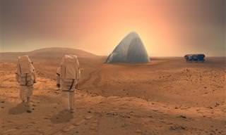 8 פרויקטים של מחקר והתיישבות בחלל שנערכים בימים אלה ממש