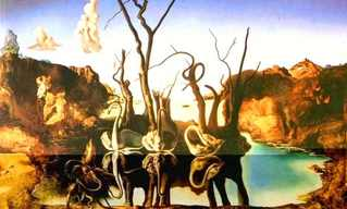 סלבדור דאלי - האמן המשוגע לדבר