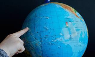 בחן את עצמך: עד כמה אתה שולט בגאוגרפיה של עולמנו?