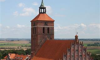 11 עיירות ציוריות וקסומות בפולין