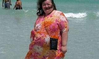 האישה שירדה 70 קילו בשנה וחצי