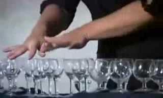 קונצ'רטו לכוסות בארבע ידיים - מדליק!!