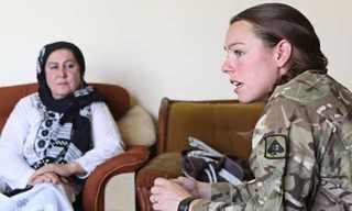 נשים בחזית - יומן מלחמה מצולם
