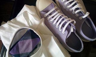 15 טיפים מעולים לשמירה על בגדים לאורך זמן