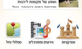 8 אפליקציות טיולים בחינם