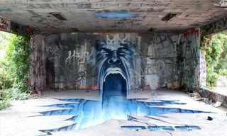 ציורי רחוב מקוריים מהעולם