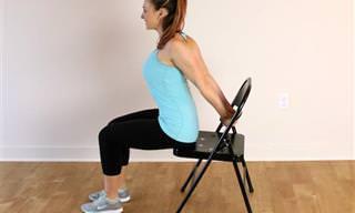 9 מתיחות שמונעות נזקים של ישיבה ממושכת