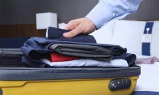 17 טיפים לאריזה ולשמירה על החפצים שיחסכו לכם מקום רב