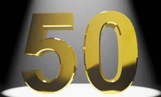 50 דברים שלמדתי עד גיל 50