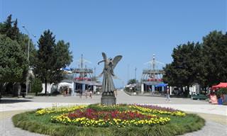 11 אטרקציות שוות ביותר בבטומי, עיירת הנופש הגאורגית