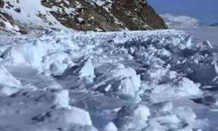 מתחת לים של קרח - הציידים הנועזים בעולם!