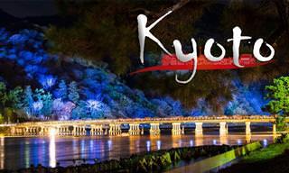 הכירו את הבירה היפנית העתיקה - קיוטו, בירת השלום