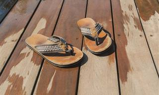5 סוגי נעליים לקיץ, ודברים שכדאי שתדעו עליהם