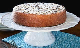 מתכון לעוגת שקדים צרפתית בקלי קלות