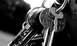 10 שימושים במפתחות ישנים