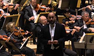 תפילת טל בביצוע מרגש של התזמורת הפילהרמונית