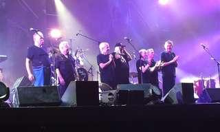 שק של סנטימנטים - תיעוד ההופעה האחרונה של הלהקה הכי ישראלית