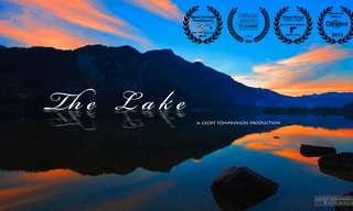 אגם האלשטאט - מים צלולים כמראה!