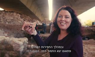 מאחורי הקלעים של התגליות הארכיאולוגיות בירושלים