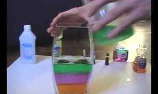 עשו זאת בעצמכם: אגרטל דקורטיבי בשלל צבעים!