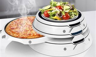10 המצאות מיוחדות ושימושיות שכנראה יככבו במטבחי העתיד