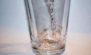 להניח את הכוס בכל יום - הדרך לחיים טובים