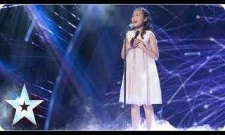 דיווה מדהימה בת 11 בלבד!