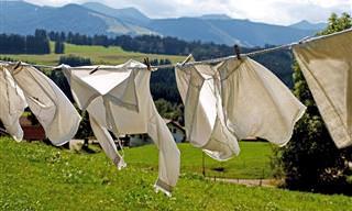 9 שיטות יעילות להסרת כתמים שומניים מבגדים
