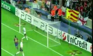 השערים המדהימים של הגאון מסי נגד ארסנל